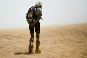 The toughest footrace on earth